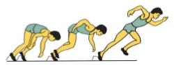Lari Jarak Pendek