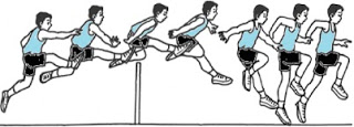 Teknik Dasar Lari Gawang