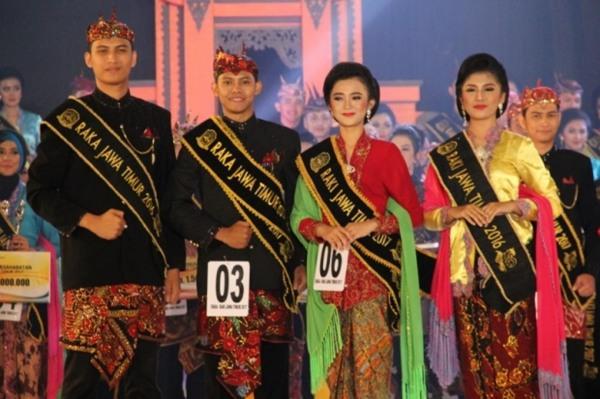 Baju Cak dan Ning Jawa Timur
