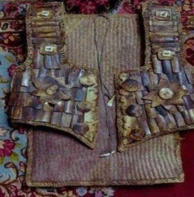 Baju Anyaman Tikar