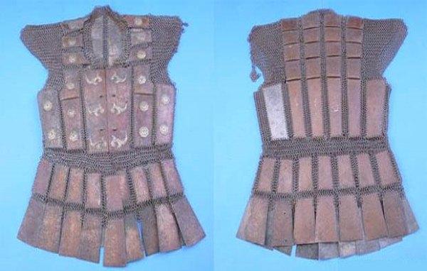 Baju Berantai