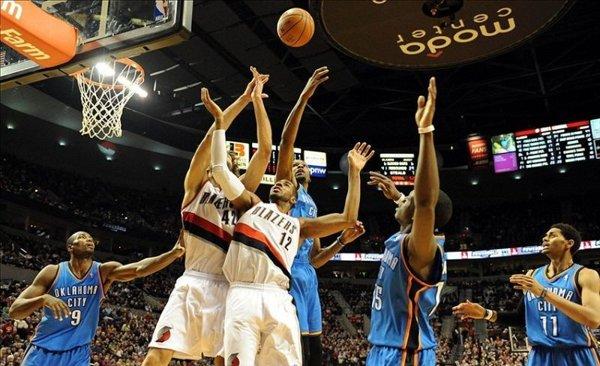 Teknik Dasar Bola Basket Rebound