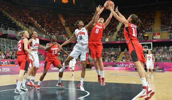Teknik Dasar Bola Basket Catching