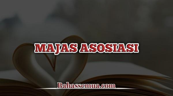 Contoh Majas Asosiasi