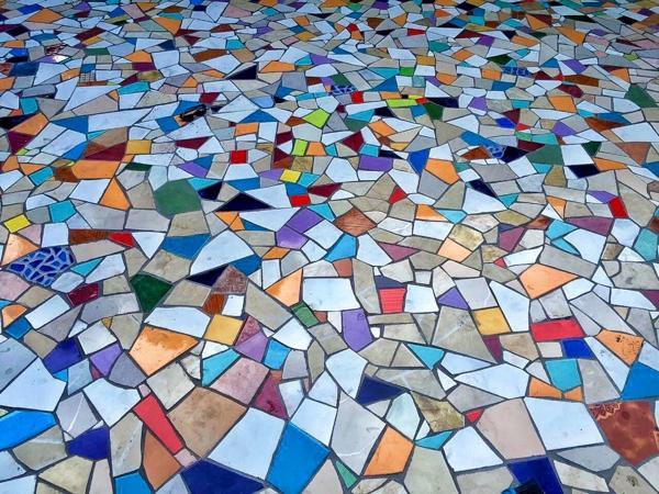 Gambar Mozaik